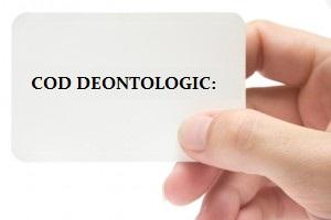 codul deontologic al psihologului